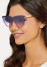 Cateye Shield Sunglasses alternate view
