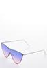 Cateye Shield Sunglasses alt view