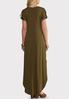 Plus Size Cute Tee Maxi Dress alternate view