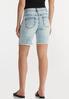 Vintage Wash Denim Shorts alternate view
