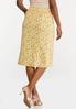 Sunny Floral Skirt alternate view