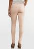 Blush Skinny Jeans alternate view