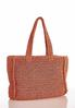 Fringed Straw Tote alternate view