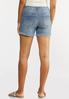 Destructed Denim Shorts alternate view