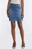 Denim Mini Skirt alternate view