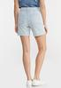 Denim Stripe Sailor Shorts alternate view