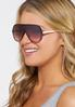 Lucite Shield Sunglasses alternate view