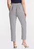 Stripe Tassel Tie Pants alternate view