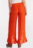 Orange Ruffled Pants alternate view