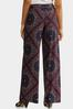 Petite Moroccan Tie Front Pants alternate view