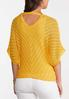 Plus Size Summer Sweater Top alternate view