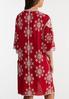 Plus Size Crochet Star Kimono alternate view