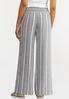 Vintage Stripe Linen Pants alternate view