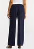 Smocked Button Pants alternate view