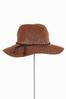 Braided Trim Panama Hat alternate view