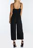 Plus Size Strappy Cropped Jumpsuit alternate view