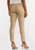 Soft Woven Slim Pants alternate view