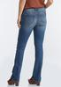 Shape Enhancing Curvy Bootcut Jeans alternate view