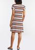 Striped Swing Dress alternate view
