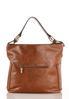 Whipstitch Pocket Hobo Handbag alternate view