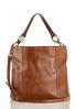 Whipstitch Pocket Hobo Handbag alt view