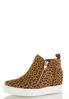 Cheetah Wedge Sneakers alternate view