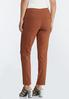 Slim Bengaline Pants alternate view
