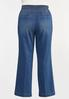 Plus Size High- Rise Wide Leg Jeans alternate view