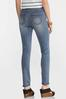 High- Rise Shape Enhancing Skinny Jeans alternate view