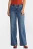 High- Rise Wide Leg Jeans alternate view