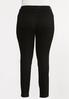 Plus Size The Perfect Black Jeggings alternate view