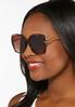 Tort Trim Sunglasses alt view