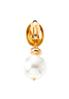 Statement Pearl Clip- On Earrings alternate view