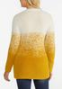 Plus Size Honey Ombre Sweater alternate view