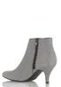 Width Width Houndstooth Stretch Gore Booties alternate view