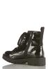 Patent Leather Combat Boots alternate view