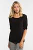 Ruched Puff Sleeve Top alternate view