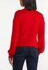 Plus Size Ribbed Mock Neck Top alternate view