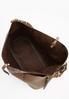 Ostrich Hobo Handbag alt view