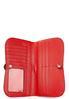 Red Croco Wallet alt view