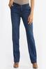 Petite Trouser Leg Jeans alternate view