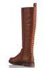 Wide Width Whipstitch Back Riding Boots alternate view