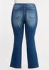 Plus Petite Bootcut Jeans alternate view