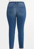 Plus Size Uplifting Skinny Jeans alternate view
