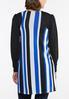 Striped Hacci Vest alternate view