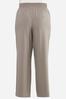 Plus Size Wide Leg Trouser Pants alternate view