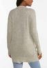 Distressed Cardigan Sweater alternate view