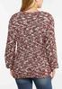 Multi Textured Sweater alternate view