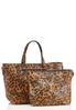 Leopard Tote Bag alt view