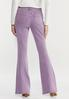 Lavender Flare Jeans alternate view